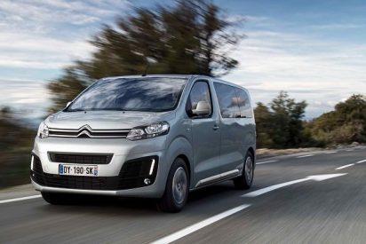 El Citroën SpaceTourer llega a España
