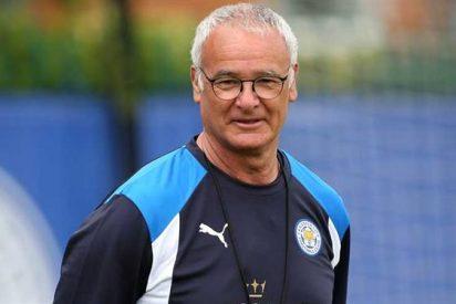 Claudio Ranieri renueva con Leicester hasta el 2020
