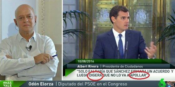 """'LaSextaTV' ni """"apolla"""" las reglas de la Gramática ni """"dijiere"""" el RAE"""