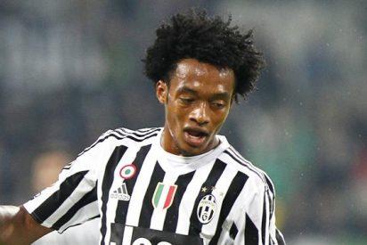 Cuadrado cerca de llegar a la Juventus