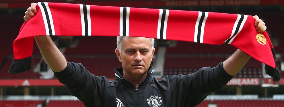 Destapan el primer gran escándalo de Mourinho en el Manchester United