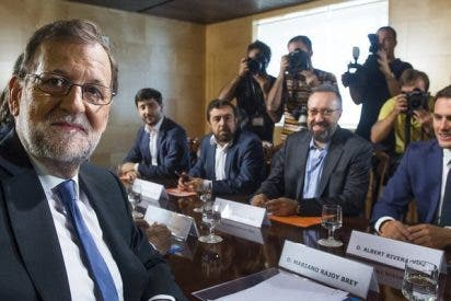 PP y Ciudadanos invitan al PSOE a unirse a su pacto