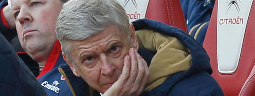 El Arsenal puede 'comerse' a uno de los descartes del City de Guardiola