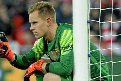 El Barça está dispuesto a dar facilidades a Ter Stegen para que marche