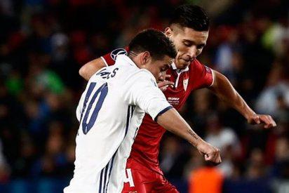 El cambio de cromos que se cocina en el Real Madrid con James de por medio