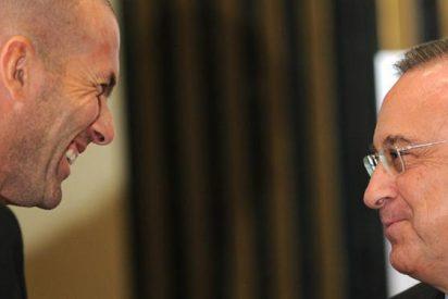 El fichaje que Florentino le ha puesto sobre la mesa a Zinedine Zidane
