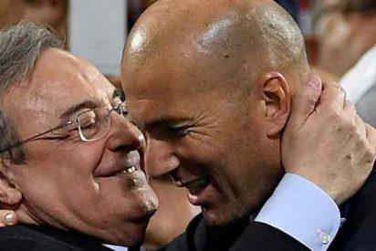 El fichaje que le ha puesto Florentino a Zidane sobre la mesa
