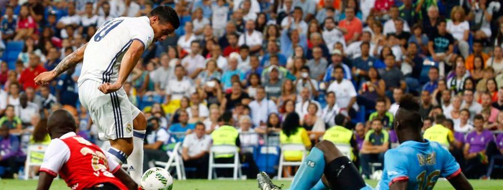 El gesto de Zidane con James... ¿en su último partido en el Madrid?
