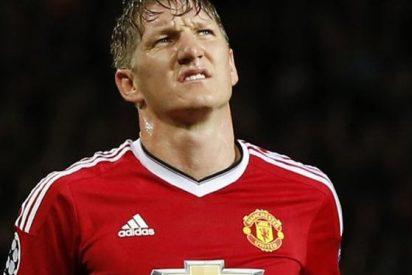 El hermano de Schweinsteiger estalla contra el Manchester United