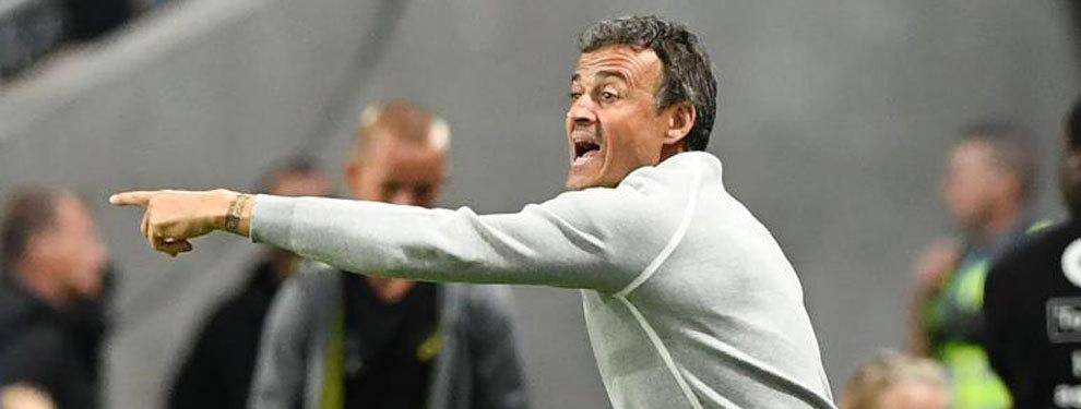 El jugador del Barça que no supera el examen de Luis Enrique