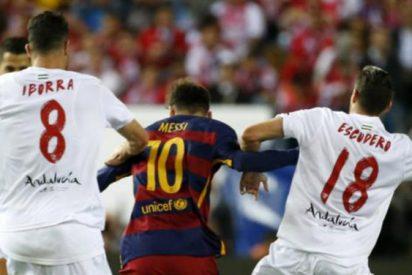 El jugador del Sevilla que sueña con jugar un partido con la camiseta del Barça