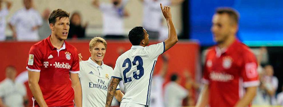 El Madrid aprovecha su victoria para apretar por un crack del Bayern