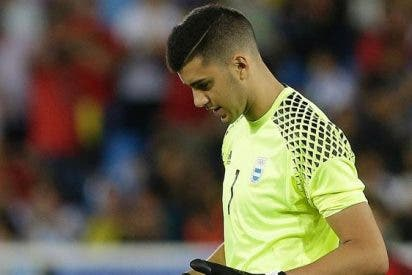 El Manchester City ya busca una alternativa a Gerónimo Rulli
