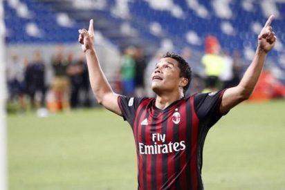 ¡El mensaje de Carlos Bacca que aclara su futuro en el Milan a corto plazo!