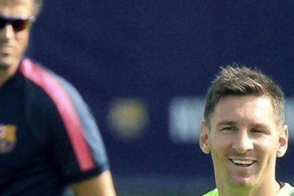 El pacto (secreto) al que han llegado Luis Enrique y Leo Messi