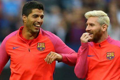 El papel que jugó Luis Suárez en la vuelta de Messi a Argentina