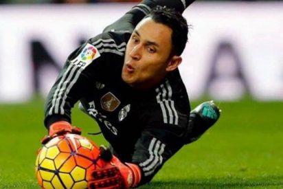El portero de la Liga que el Real Madrid sigue muy de cerca