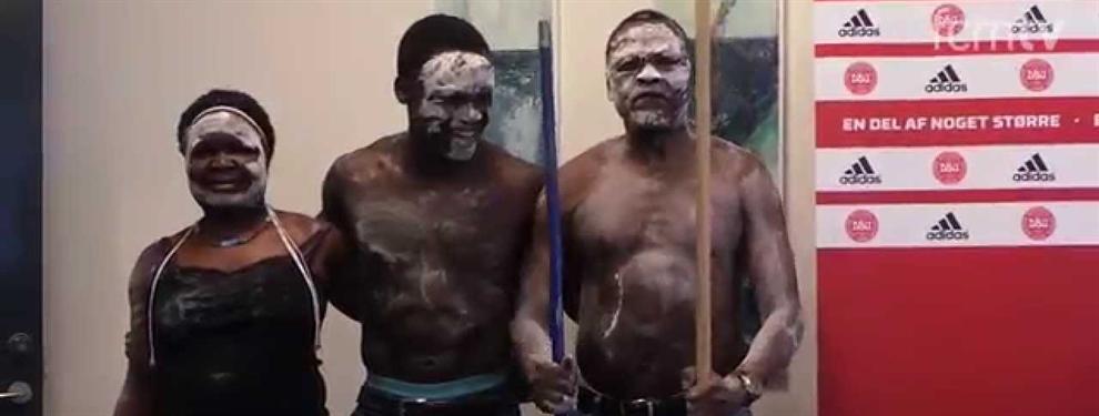El ritual africano que planea sobre la presentación del último fichaje del Celta