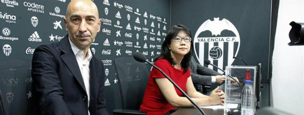 El Valencia puede coronarse: suena un fichaje que despreció al equipo che