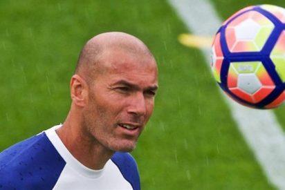 El West Ham pone 17 millones de euros para llevarse un descarte de Zidane