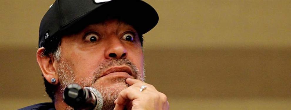 El zasca de Maradona a Leo Messi, al que vuelve a ningunear