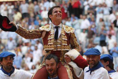 Tarde grande en San Sebastián, con 'El Juli' por la puerta grande