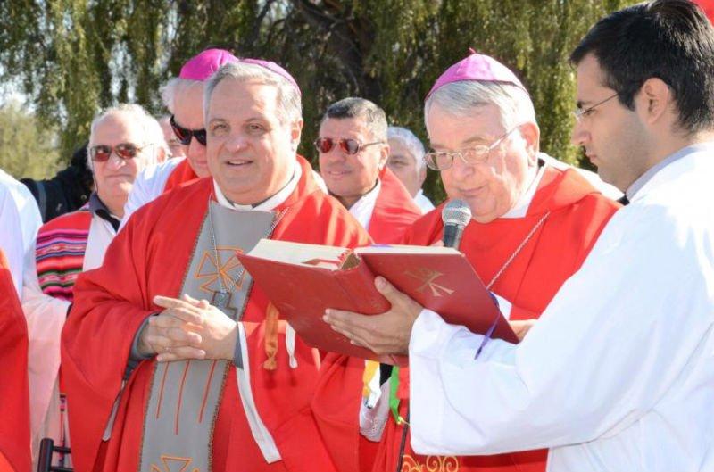 Nuncio presidió en La Rioja la misa por el aniversario de Angelelli