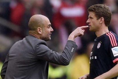 En el Bayern siguen sacando los trapos sucios de Pep Guardiola