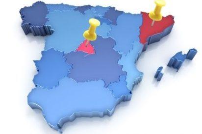El PIB per cápita de Madrid duplicó al de Extremadura en 2015 con casi 32.000 euros