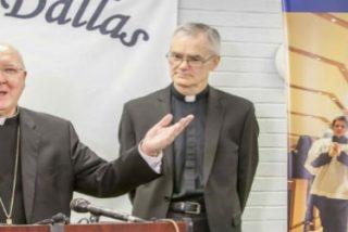 El Papa nombra al obispo de Dallas primer presidente del Dicasterio para los Laicos, la Familia y la Vida