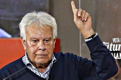 """Felipe González: """"La decisión de Rivera es el primer acto de responsabilidad política desde las elecciones"""""""