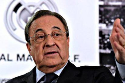"""Florentino Pérez: """"En el Real Madrid tenemos una plantilla imposible de mejorar"""""""