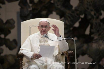 Lo que le pasa al Papa Francisco