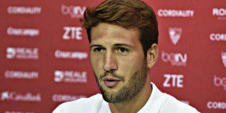 El Sevilla sale airoso del festival de goles en su estreno liguero