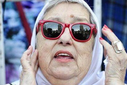 A la jefa de las Madres de Plaza de Mayo se le acaba el chollo y la buscan por corrupta