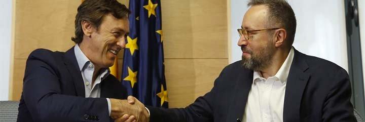 """Ramón Pérez-Maura: """"La reforma electoral que quiere C´s hara que nuestro sistema se parezca al de Italia, que engendró a Berlusconi como alternativa"""""""