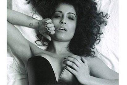 La foto de Hiba Abouk en redes que quita el sentido