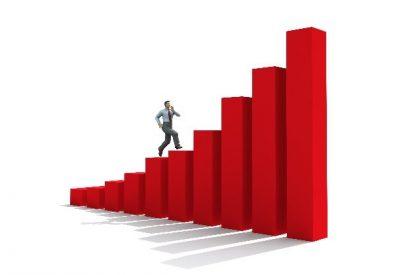 La cifra de negocios de las empresas aumenta en España un 2,3% en junio de 20167