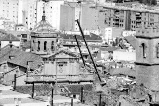 """Las iglesias españolas, con """"bajo"""" riesgo de sufrir daños por terremoto"""