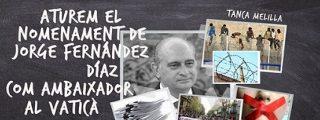 """12.579 personas dicen """"no"""" a Fernández Díaz como embajador vaticano"""