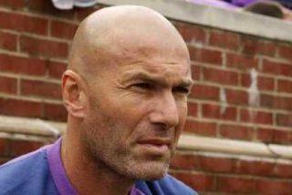 """Zidane: """"Meter otro centrocampista en el medio es complicado en el Real Madrid"""""""