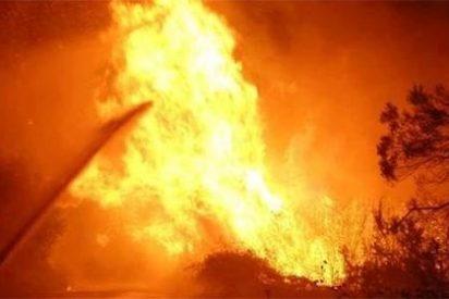 Héroes anónimos del incendio de La Palma rompen su silencio y echan chispas