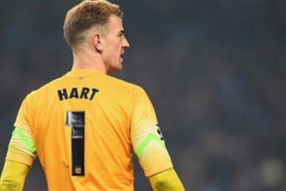 Joe Hart dispuesto a irse