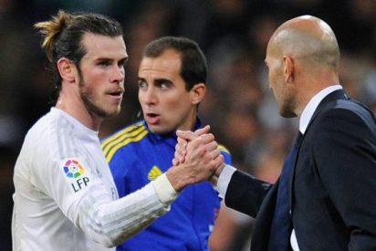 La conversación Zidane - Bale antes del estreno liguero