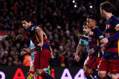La divertida confesión de Luis Suárez sobre el penalti indirecto de Messi