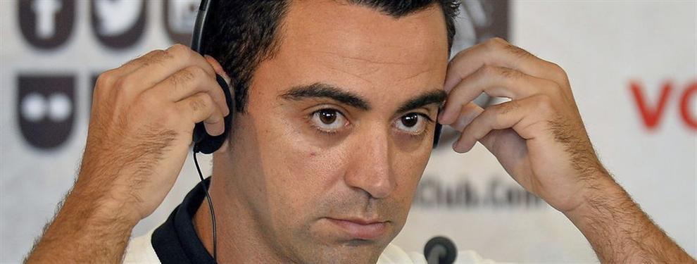 La frase de Xavi Hernández que indigna por igual en Madrid y en Manchester