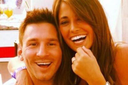La novia de Messi incendia las redes sociales con un mensaje de impacto