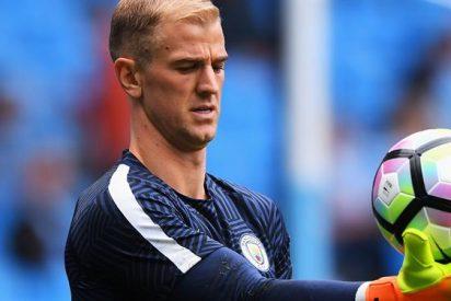 La opción en la Liga española para Joe Hart tras tener que salir del City