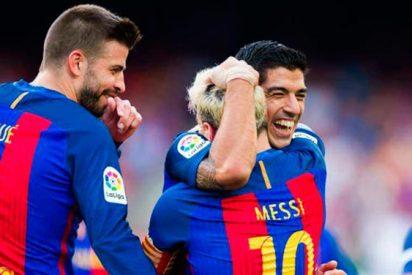 La ?pulla? de Piqué al Madrid (leve) que todos han pasado por alto