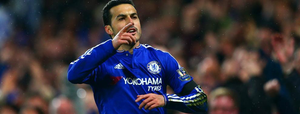 ¡La súper oferta (preparada) para lograr que Pedro regrese a la Liga española!